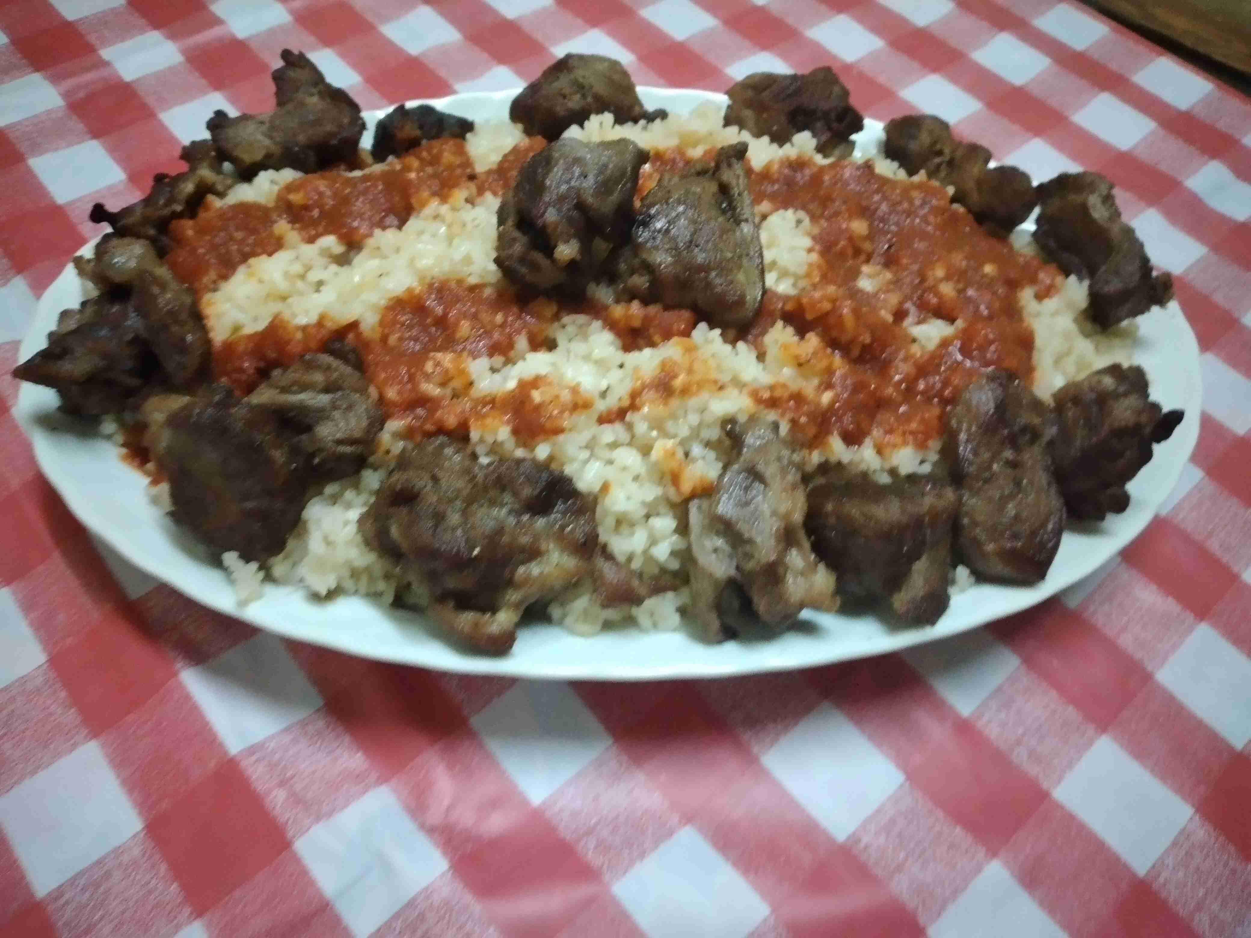 الفته المصريه زاكي Recipe Food Main Dishes Dishes