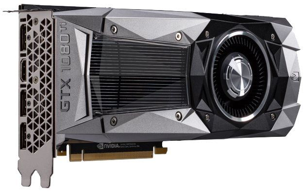 Nvidia Geforce Gtx 1080 Ti Review The Fastest Gaming Graphics Card Yet Graphic Card Nvidia Video Game Tester Jobs