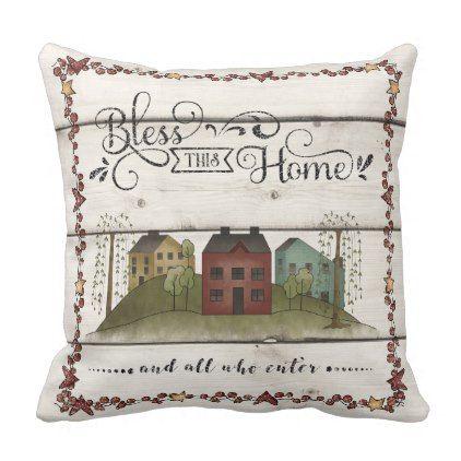 Primitive Americana Throw Pillow Primitives Cool Americana Decorative Pillows