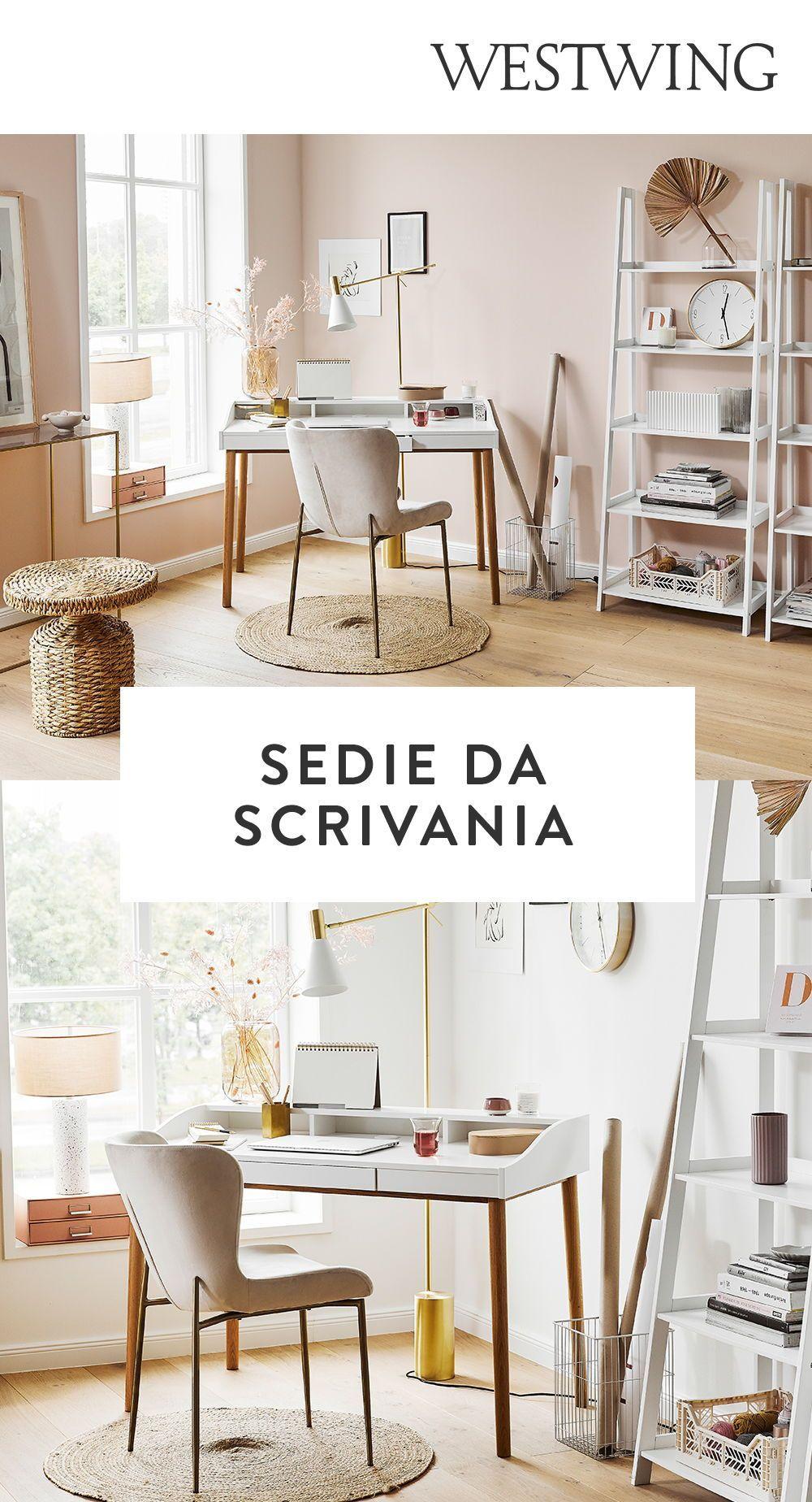 Sedie Da Scrivania Sedia Scrivania Scrivania Design Arredamento Per Ufficio