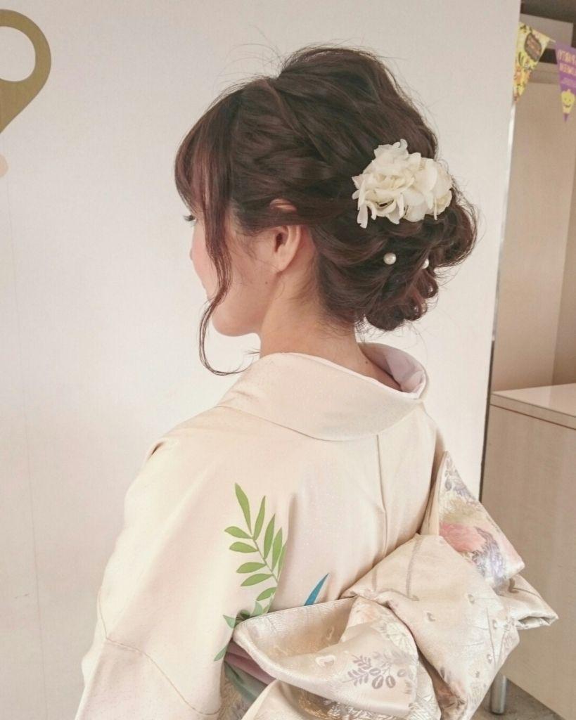 結婚式 着物 髪型 親族 ボブ Khabarplanet Com
