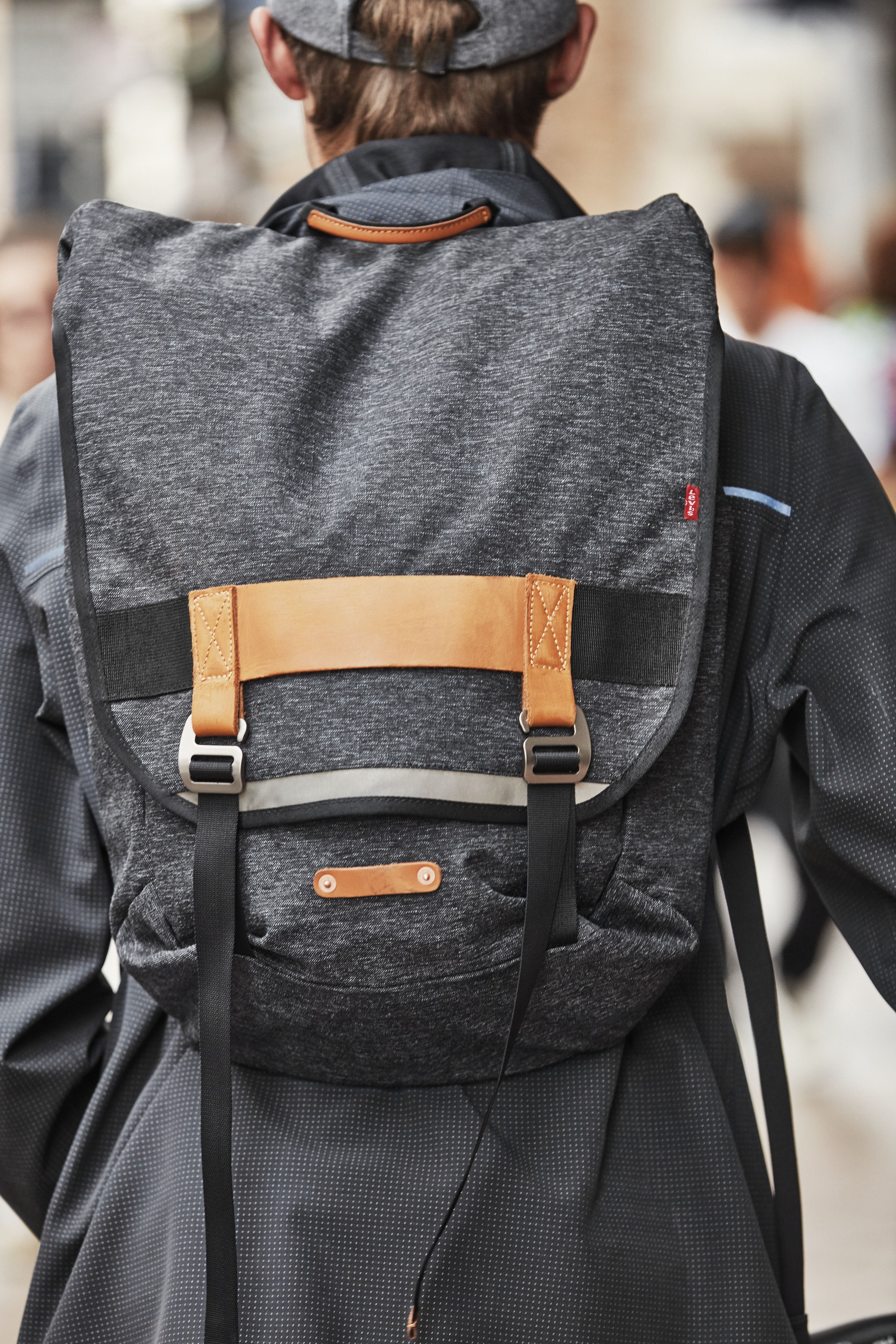 38795c0b849 Good looking gear. Our Levis Commuter Backpack is thoughtfully ...