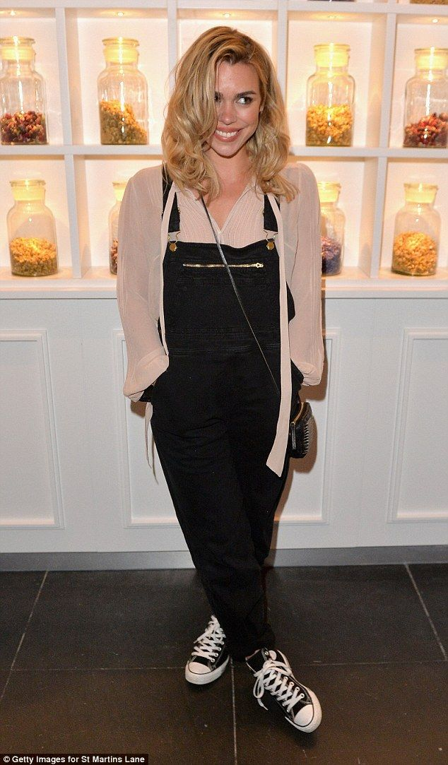 Billie Piper puts on a lovedup display with her husband