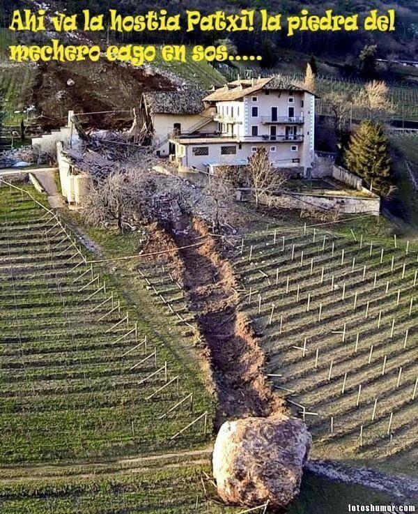 Imágenes Graciosas Humor grafico nuevo: La piedra del mechero