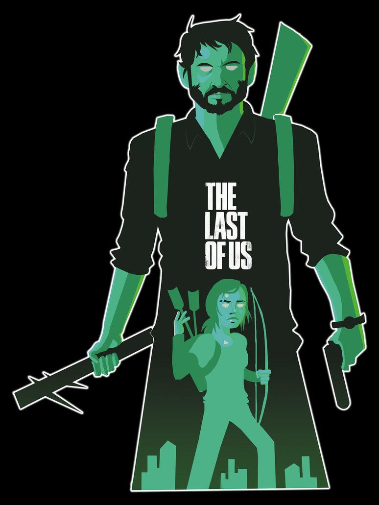 Shirt design games - The Last Of Us T Shirt Design Ouo Oh Kewlie Will