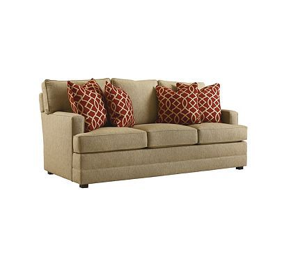 Living Room Sectional Possibiity Fireside Sofa From The Custom Upholstery Collection By Henredon