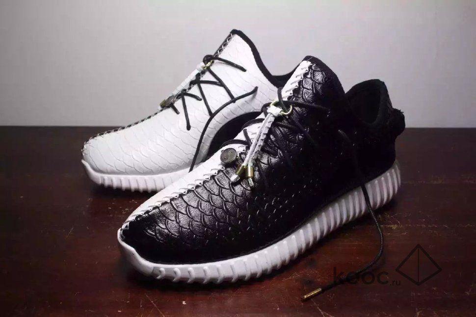 ccccedff3 Мужские кроссовки Adidas Yeezy Boost 350 Tai Chi Black White ...