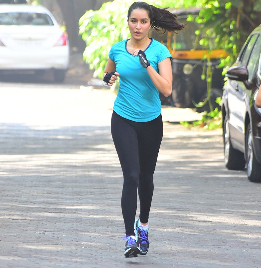 Shradhha Kapoor workout routine