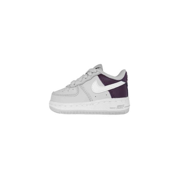 huge selection of b89e8 84121 Prev Toddler s Nike Air Force One Low (Neutral Grey-White-Wine) ...