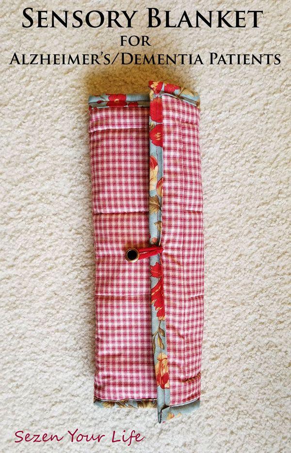 Fidget Blankets For Men