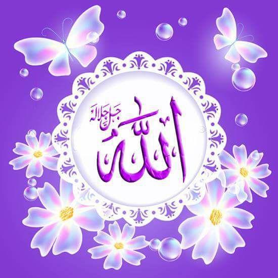 أجمل الصور لكلمة الله عالم الصور Flower Phone Wallpaper Islamic Calligraphy Allah Wallpaper