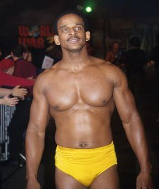 Norman Smiley's finisher was called The Norman Conquest. That's pretty  funny.   Norman smiley, Pro wrestling, Wrestler
