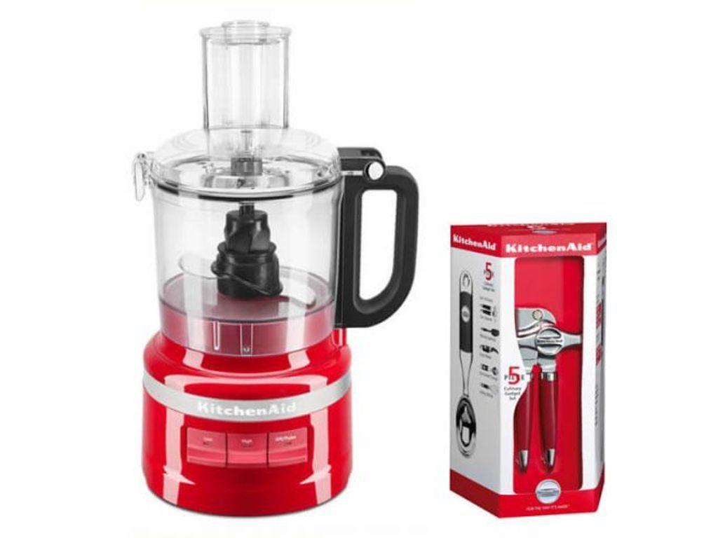 Kitchenaid 5kfp0719ber 1 7l Food Processor Empire Red Food