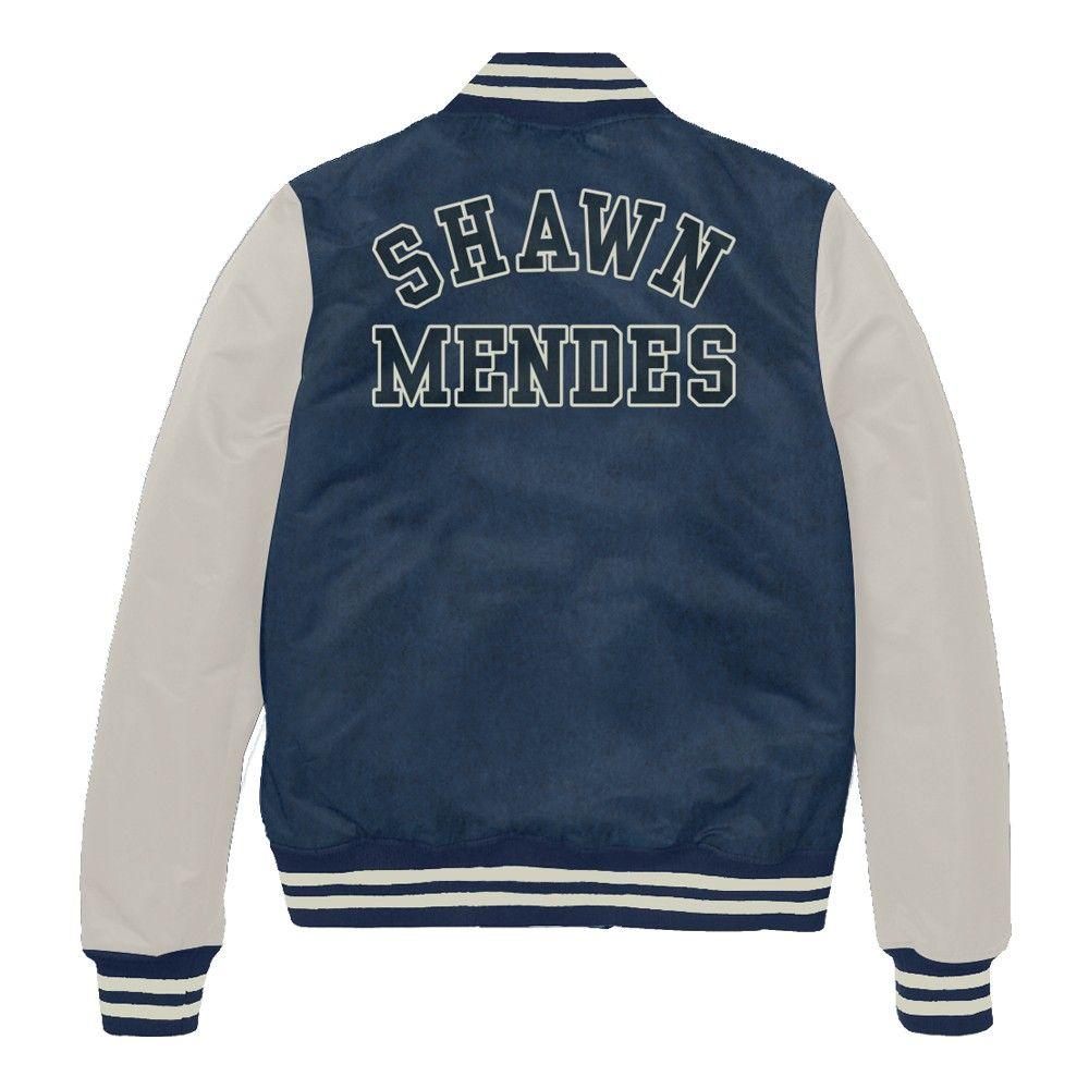 6bf520c57 Shawn Mendes Varsity Jacket - Apparel | Stuff I need ...
