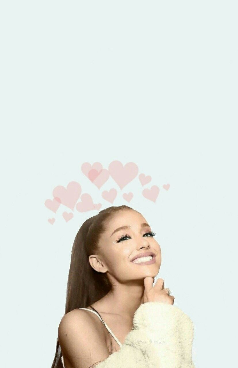 Pin On Pink Aesthetic Wallpaper Ariana