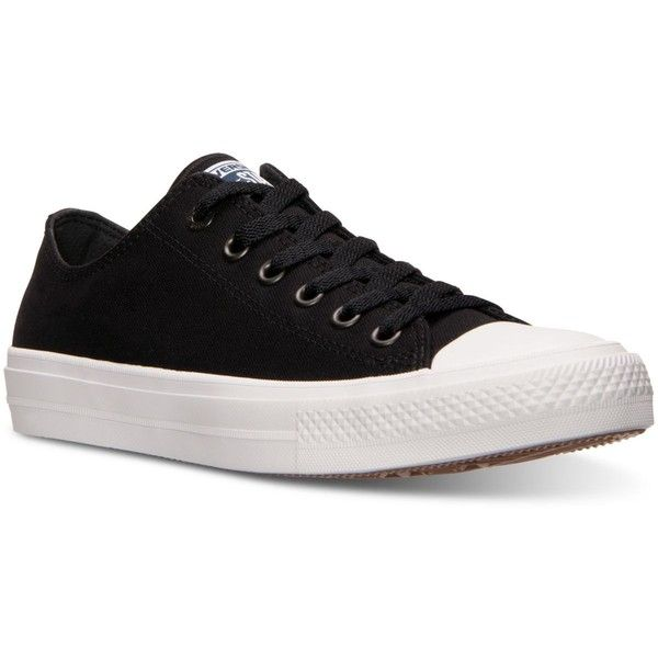 Converse Men's Chuck Taylor All Star II Ox Casual Sneakers from Finish Line  - Finish Line Athletic Shoes - Men - Macy's