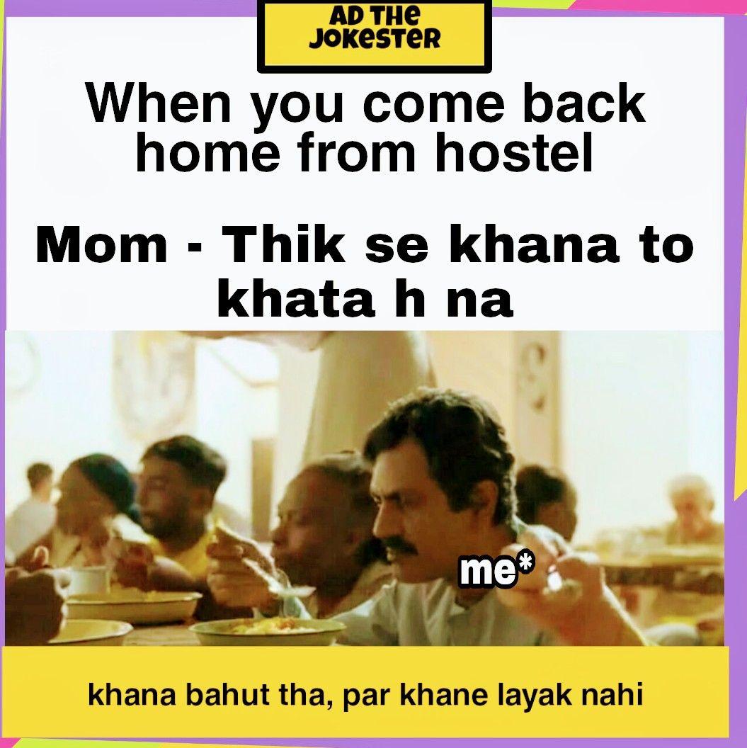 Hostel Mess Bollywood Memes Memes Jokester