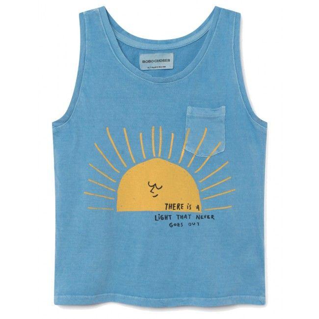 Sun Tank Top - T-Shirts/Tops/Shirts - Boys - Buckets and Spades