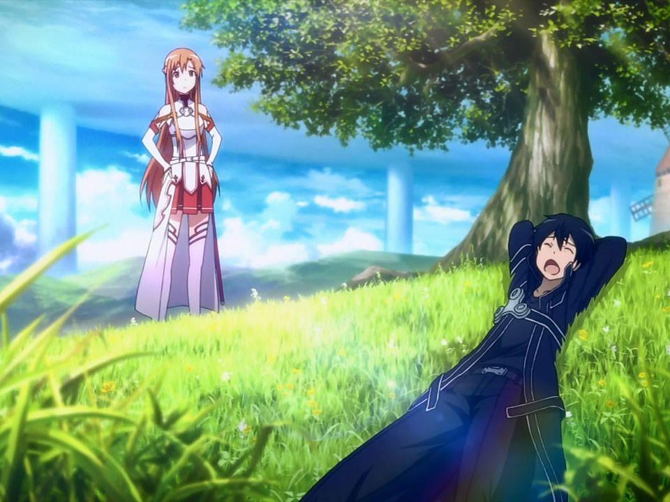 Sword Art Online: el mejor anime de la historia? - Taringa!