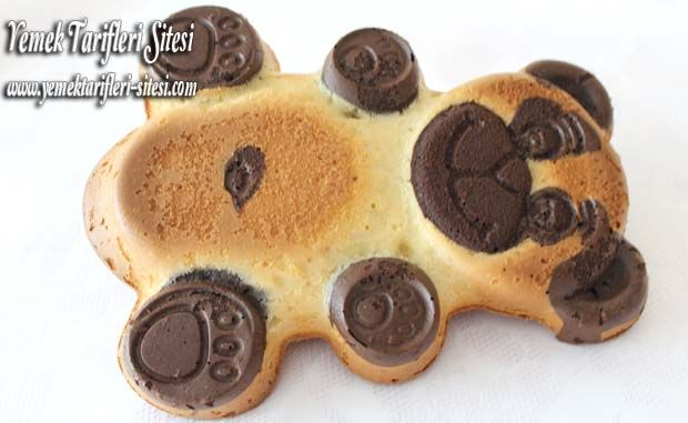 Ayıcıklı Muffin Tarifi