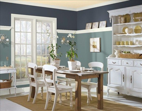 Benjamin Moore Personal Color Viewer Green Dining Room Dining