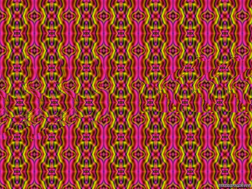 I Really Really Love Optical Illusions Pineale