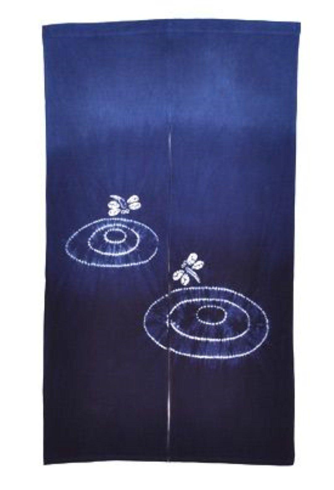 5 Japanese Noren Door Curtain To Inspire Your Shibori Designs