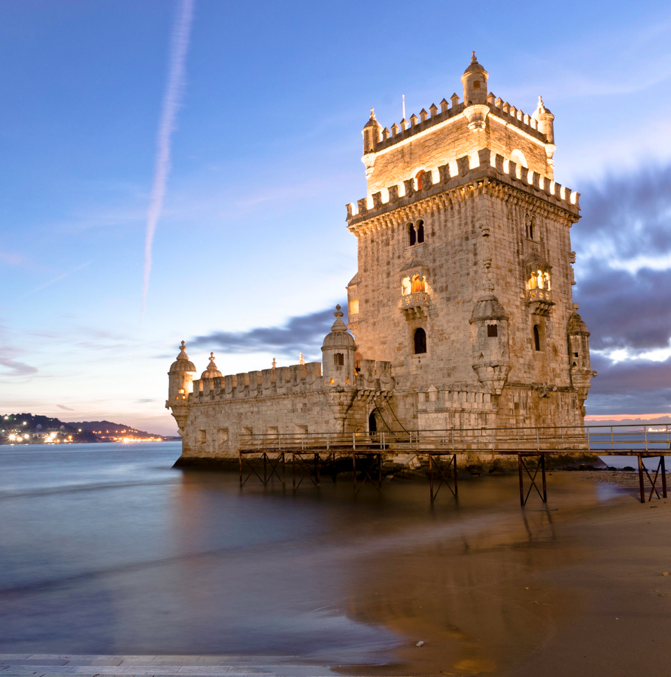 Best Places Travel Portugal: Torre De Belém / Lisbon, Portugal