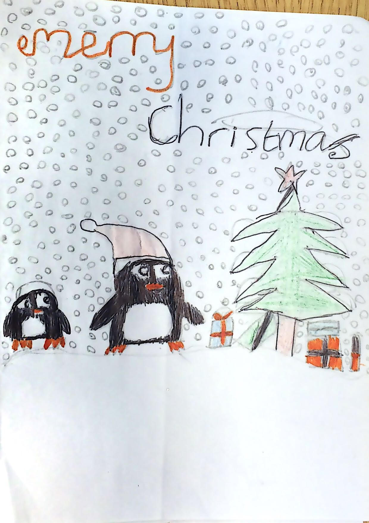 Jamie Wallace Year 7 Churchill Community College Christmas