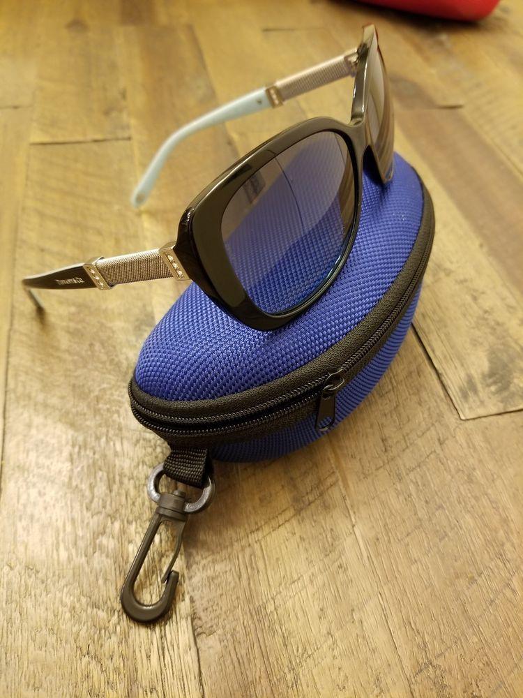 9dbe510e1ec6 Tiffany   Co 4106B 8001 9S Silver Black Blue Gradient Sunglasses  fashion   clothing  shoes  accessories  womensaccessories   sunglassessunglassesaccessories ...