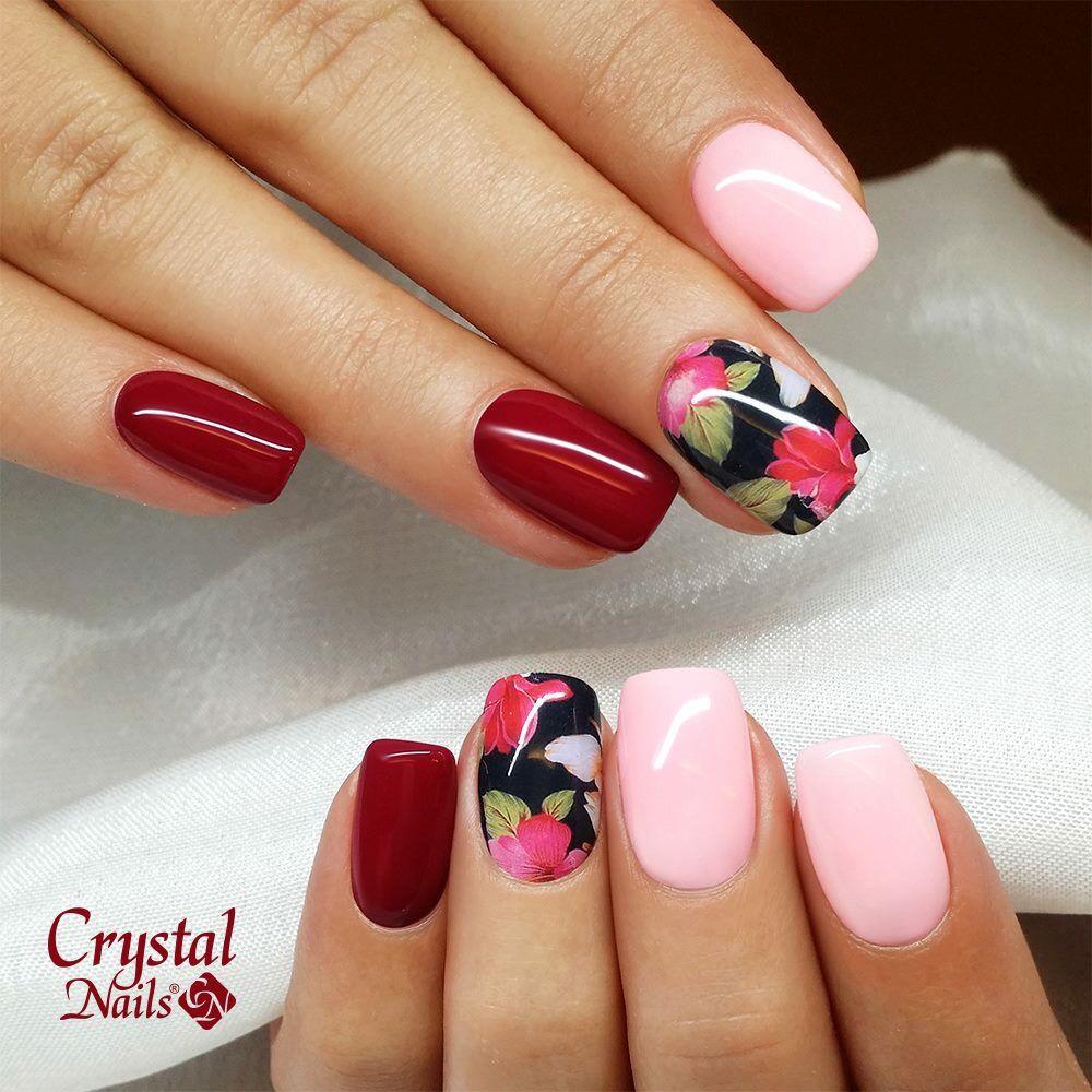 Nägel # Color Gel # nagelstudio wien # nail art # Muster #Gel Nägel ...