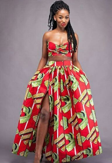 Image De Black Girl Braids And Fashion African Print Dresses African Fashion Fashion