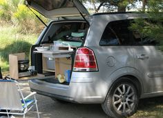 Opel Zafira Zafi Camper Por Fin La Deseada