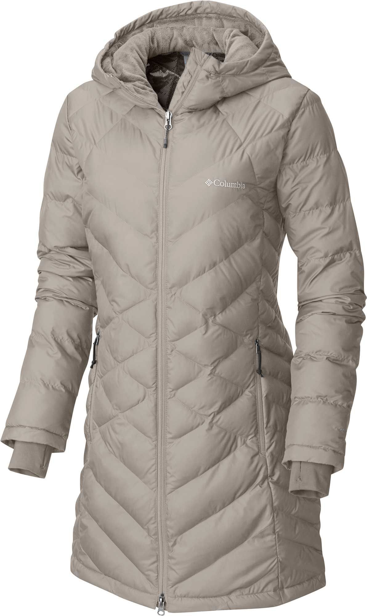 Compare Women's Best Winter Jackets and Coats: Columbia vs