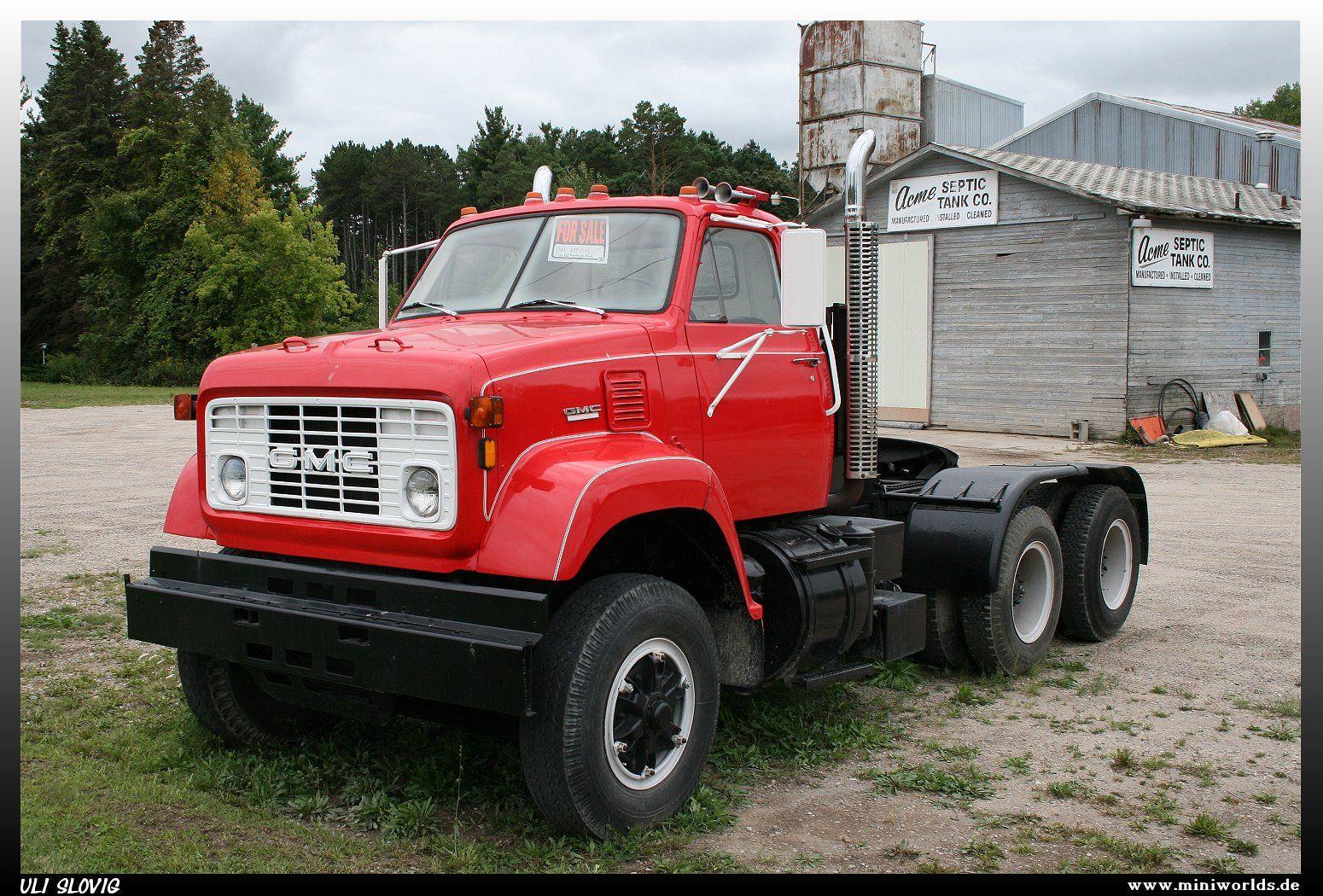 Classic Semi Trucks : Photo | Keep on Truckin | Pinterest | Semi ...