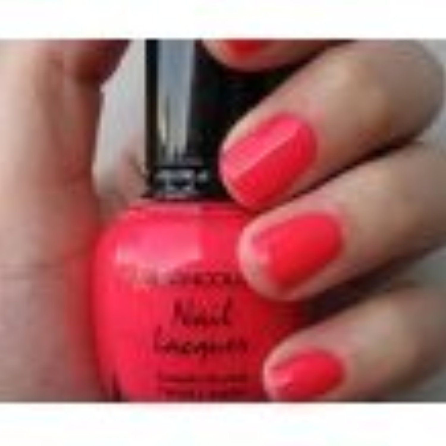 Klean Color Nail Lacquer - Neon Fuschia 21 ** You can get additional ...