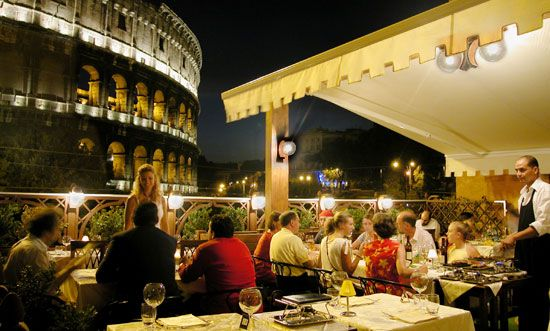 Royal Meat House Roma Terrazza Ristorante Rome