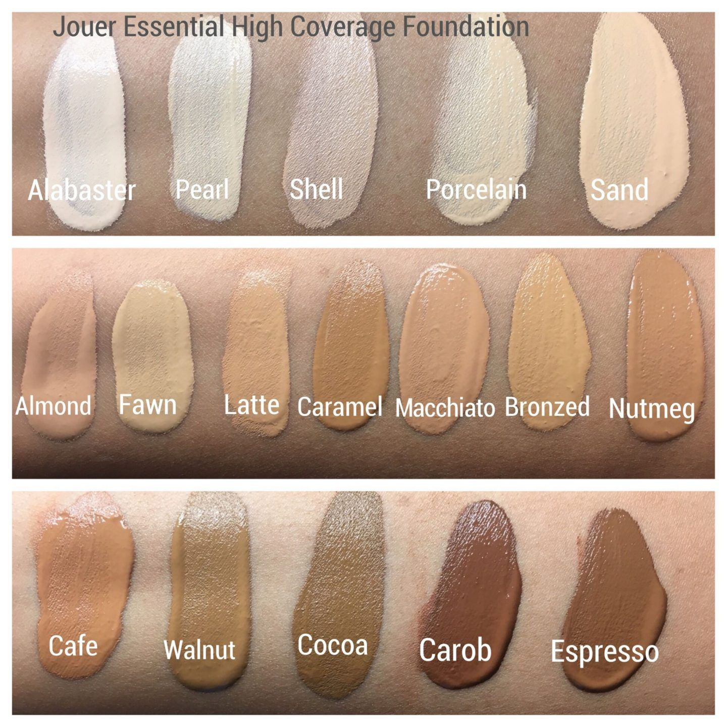 Essential High Coverage Liquid Concealer by jouer #16