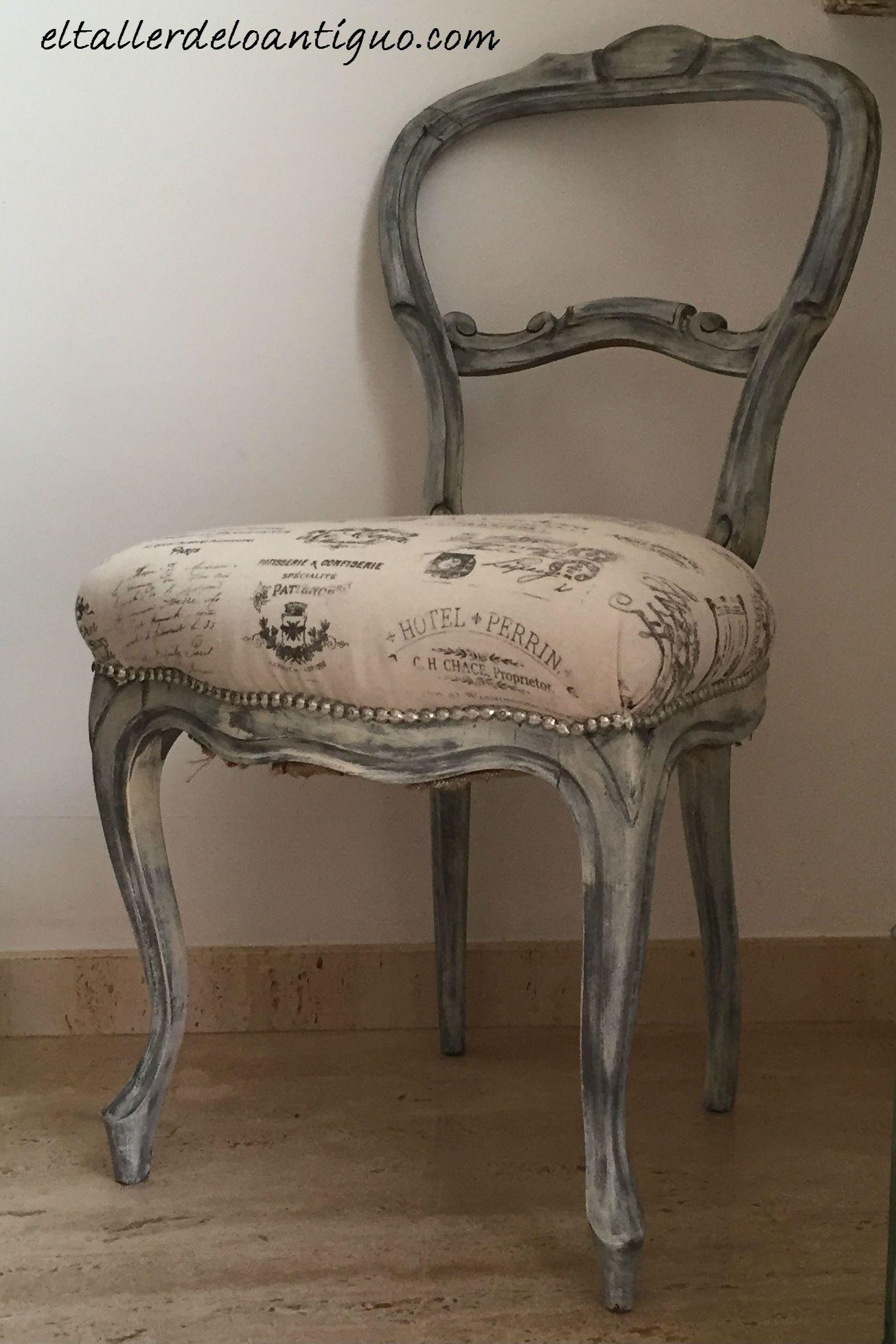 Volvemos con la segunda parte como pintar la madera de - Pintar sillas de madera ...