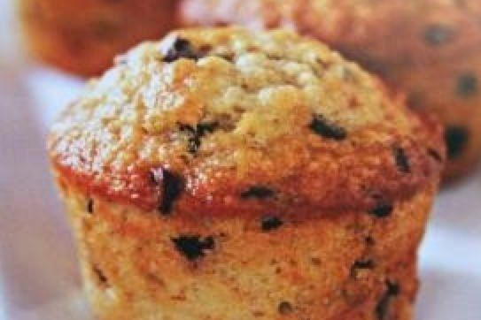 Foto de la receta de muffins de aceitunas al parmesano