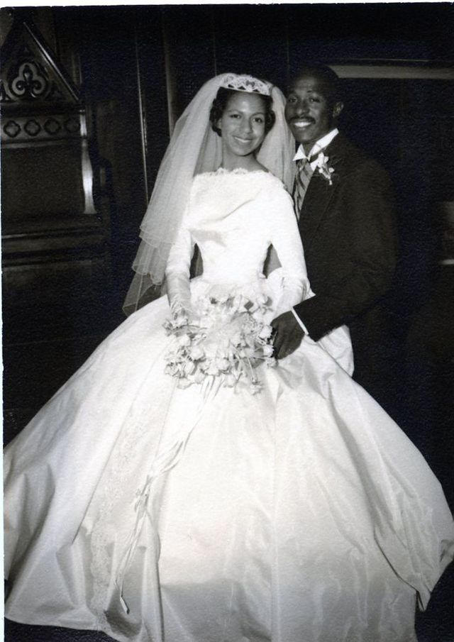 Black Weddings Have Always Had A Unique Flair From Jumping The Broom To Pouring Libatio African American Weddings Wedding Dress Pictures Wedding Gowns Vintage