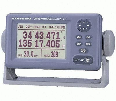 awesome NEW FURUNO GP32 4.5 Mono LCD GPS Receiver w Ant - For Sale View more at http://shipperscentral.com/wp/product/new-furuno-gp32-4-5-mono-lcd-gps-receiver-w-ant-for-sale/
