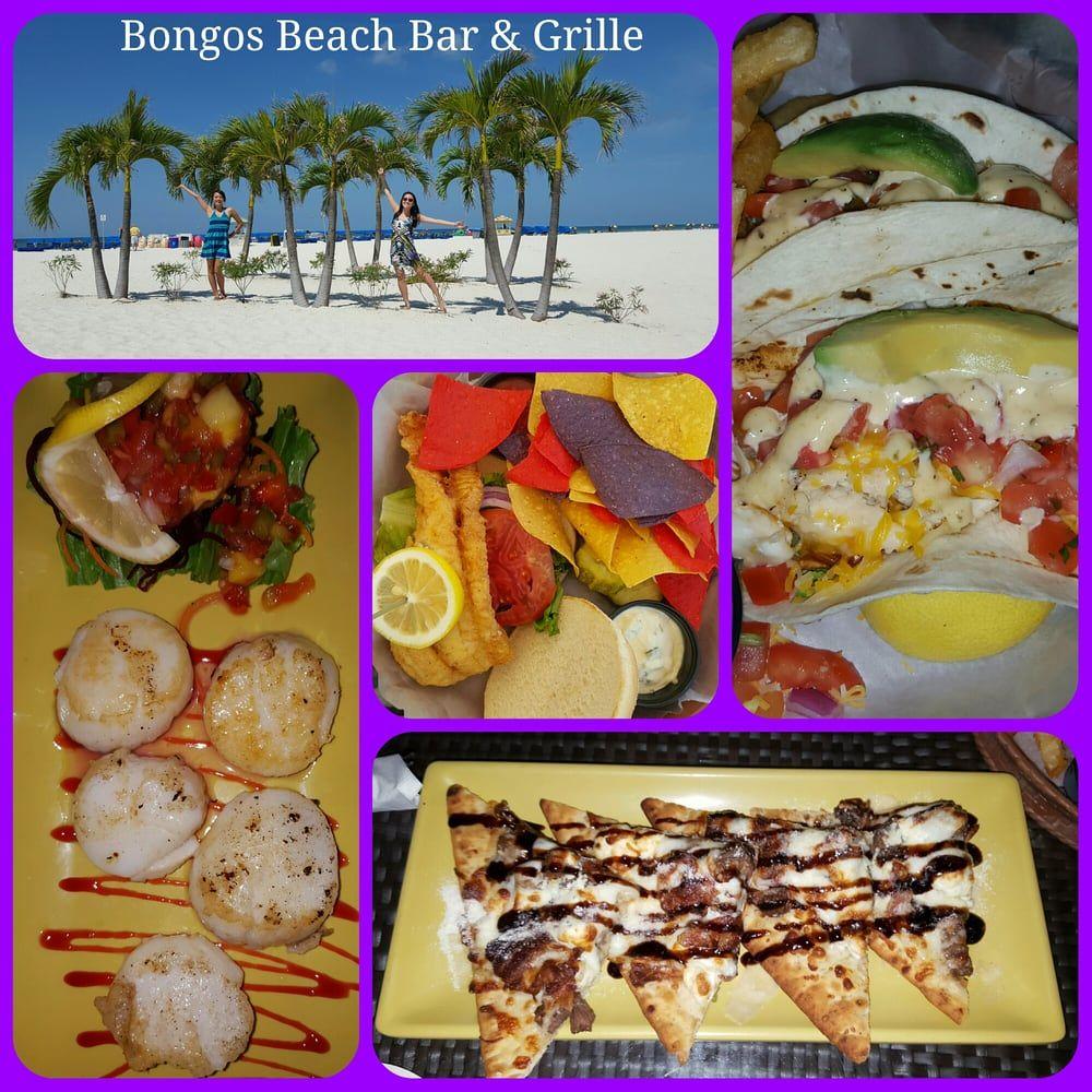 Bongos beach bar and grille st pete beach fl beach bars