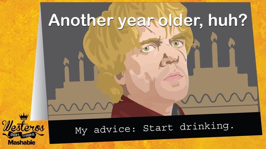 19 Game Of Thrones Greeting Cards To Kill With Kindness Geek