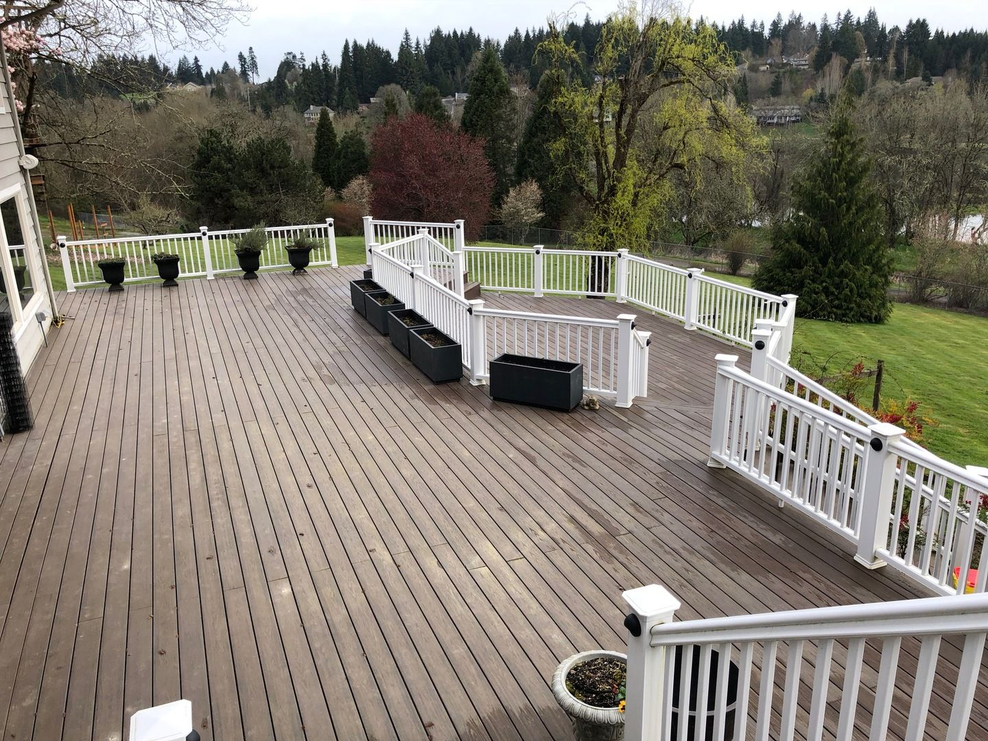 Timbertech Radiancerail Express Top Bottom Rail Pack Composite Deck Railing Deck Railings Timbertech