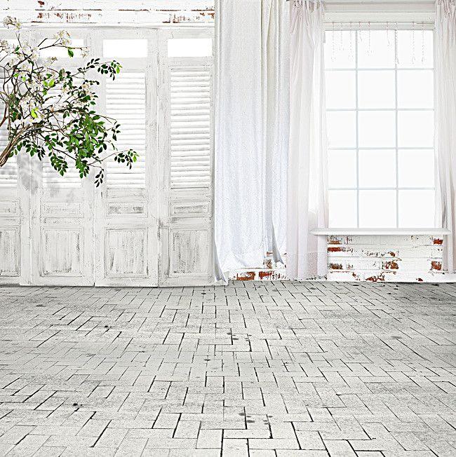Indoor Wedding White Background