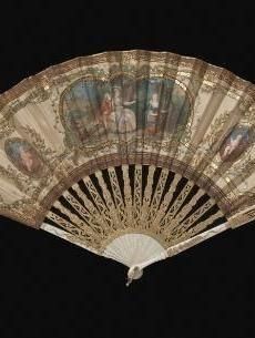 fan circa 1780