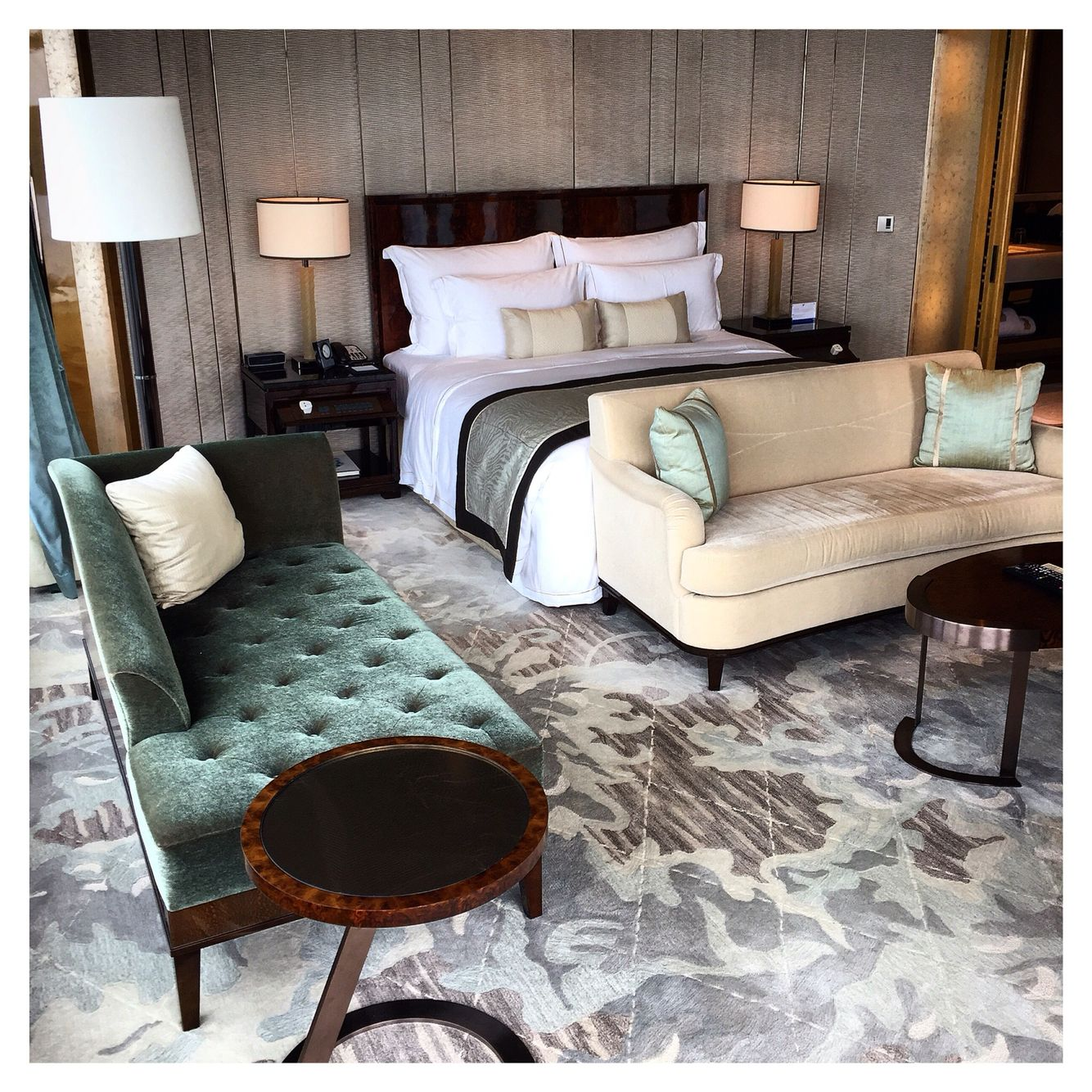 Home Design Ideas Hong Kong: The Carlton Suite At The Ritz Carlton Hong Kong