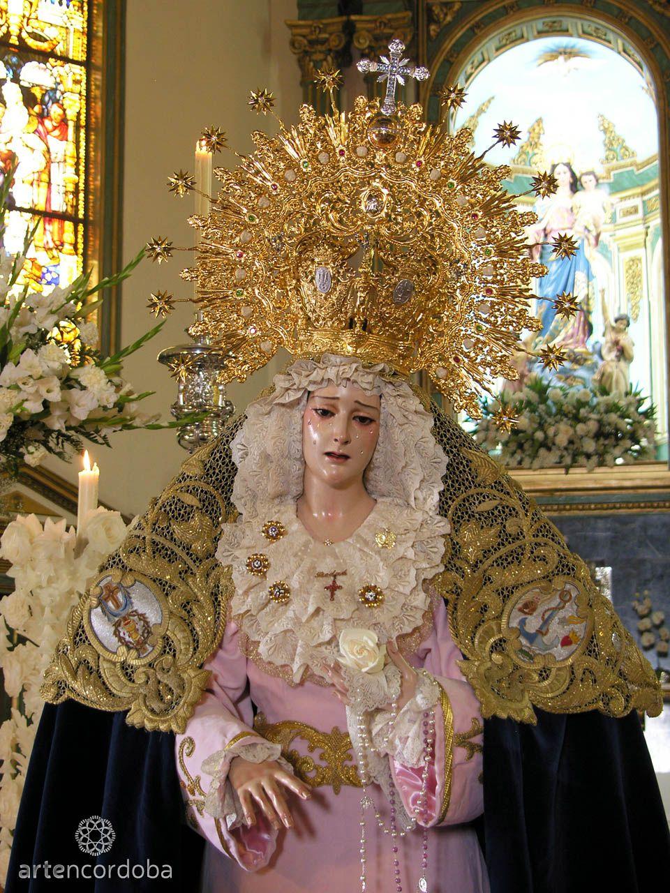 Virgen de la piedad el prendimiento de c rdoba cordoba - Persianas lavirgen cordoba ...