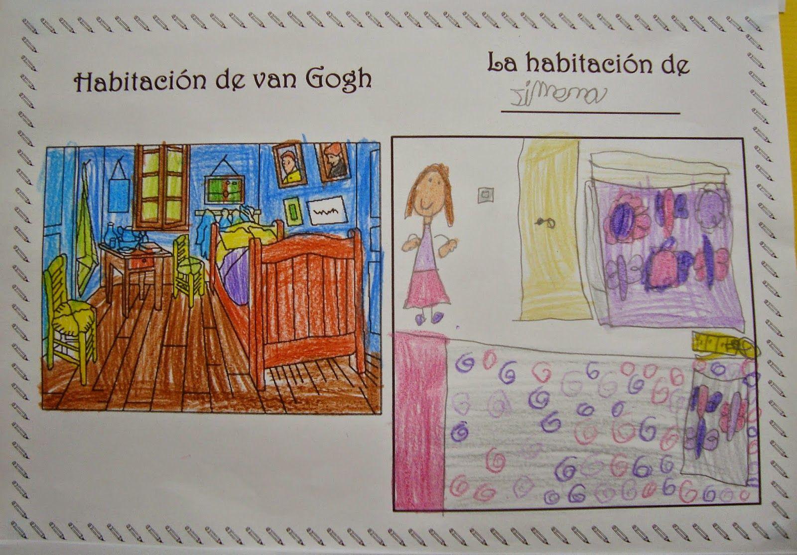 Van Gogh Ilusiones Van Gogh Arte